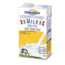 Granarolo Milk UHT Full Fat 1.0 L
