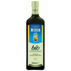 "De Cecco Extra Virgin Oil "" BIO"" 500ml"