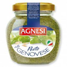 Agnesi Sauce Green Pesto Genovese 185gr