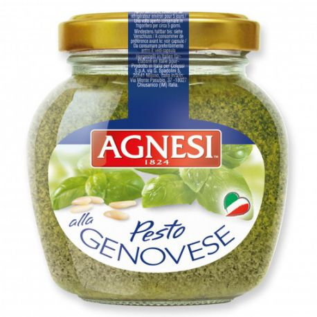 Agnesi Sauce Green pesto genovese