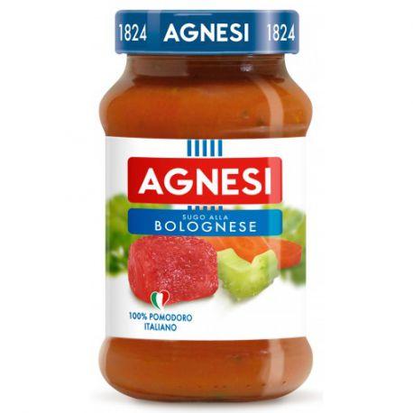 Agnesi Sauce Bolognese meat