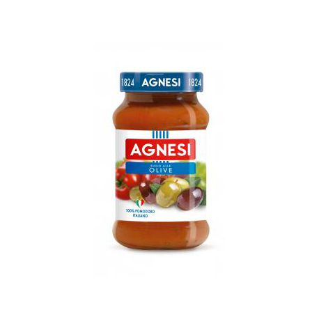Agnesi SauceTomato with olives
