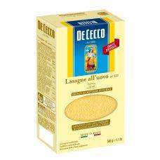 De Cecco Egg Lasagne