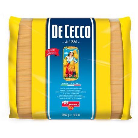 """De Cecco Spaghetti """"Foodservice Line """""""