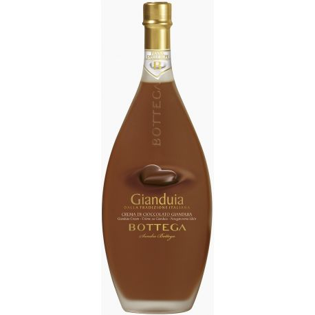 Bottega Gianduia chocolate cream Grappa